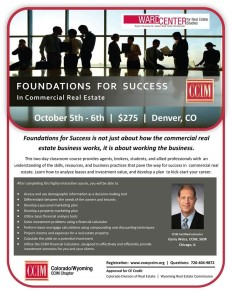 Foundations for Success Class
