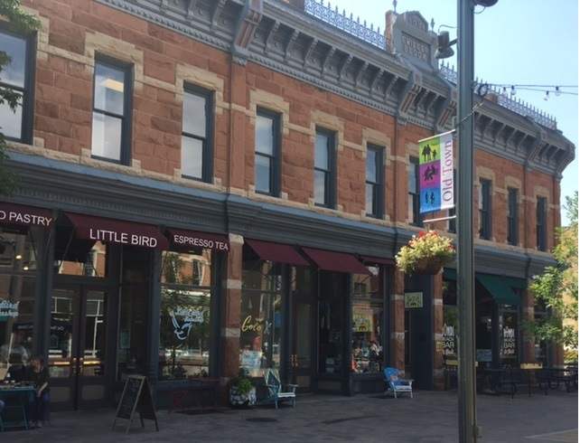 Old Town Square Properties – Unit 121 B
